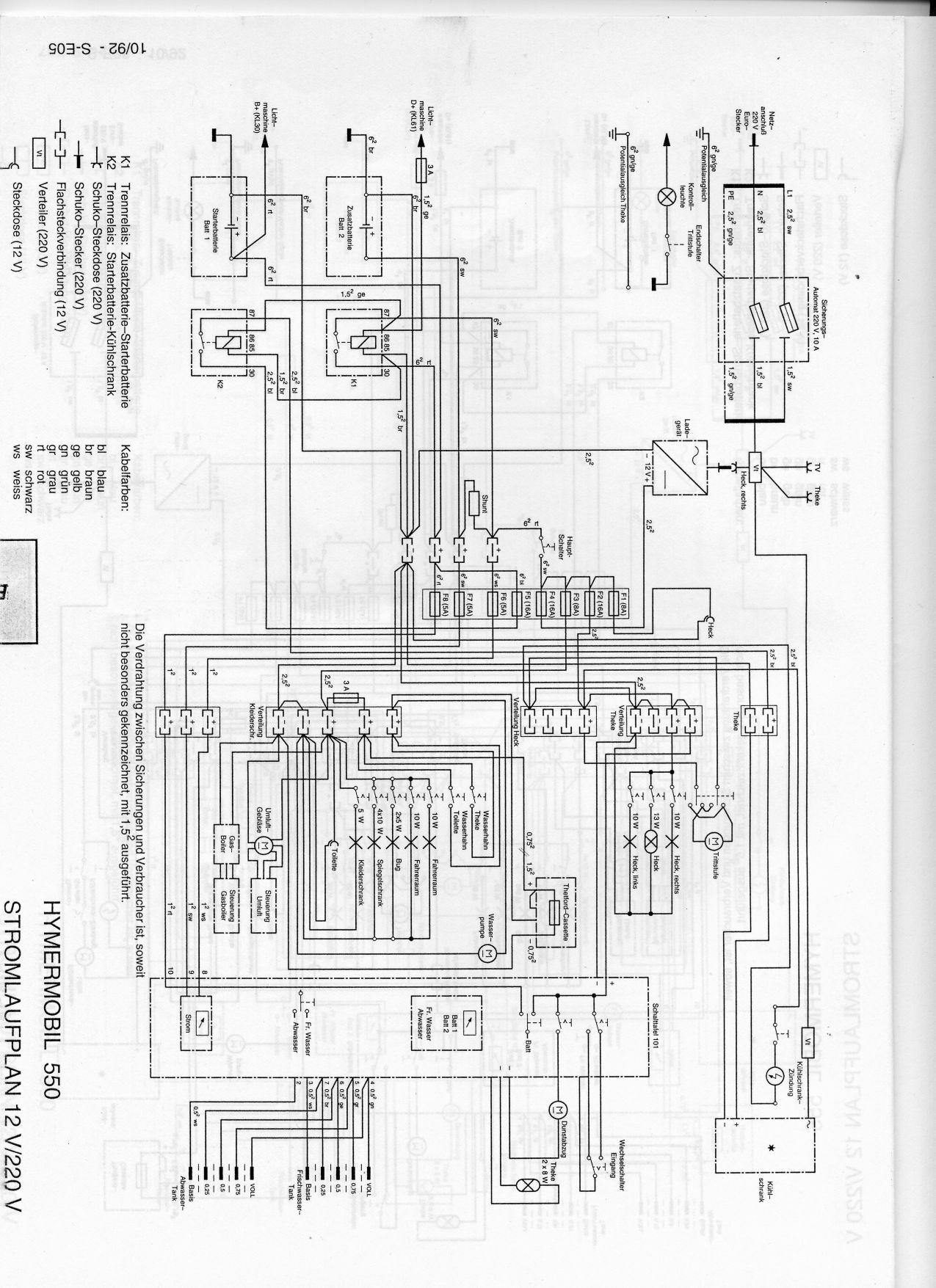 Fantastisch 220 Steckdosen Schaltplan Ideen - Der Schaltplan ...