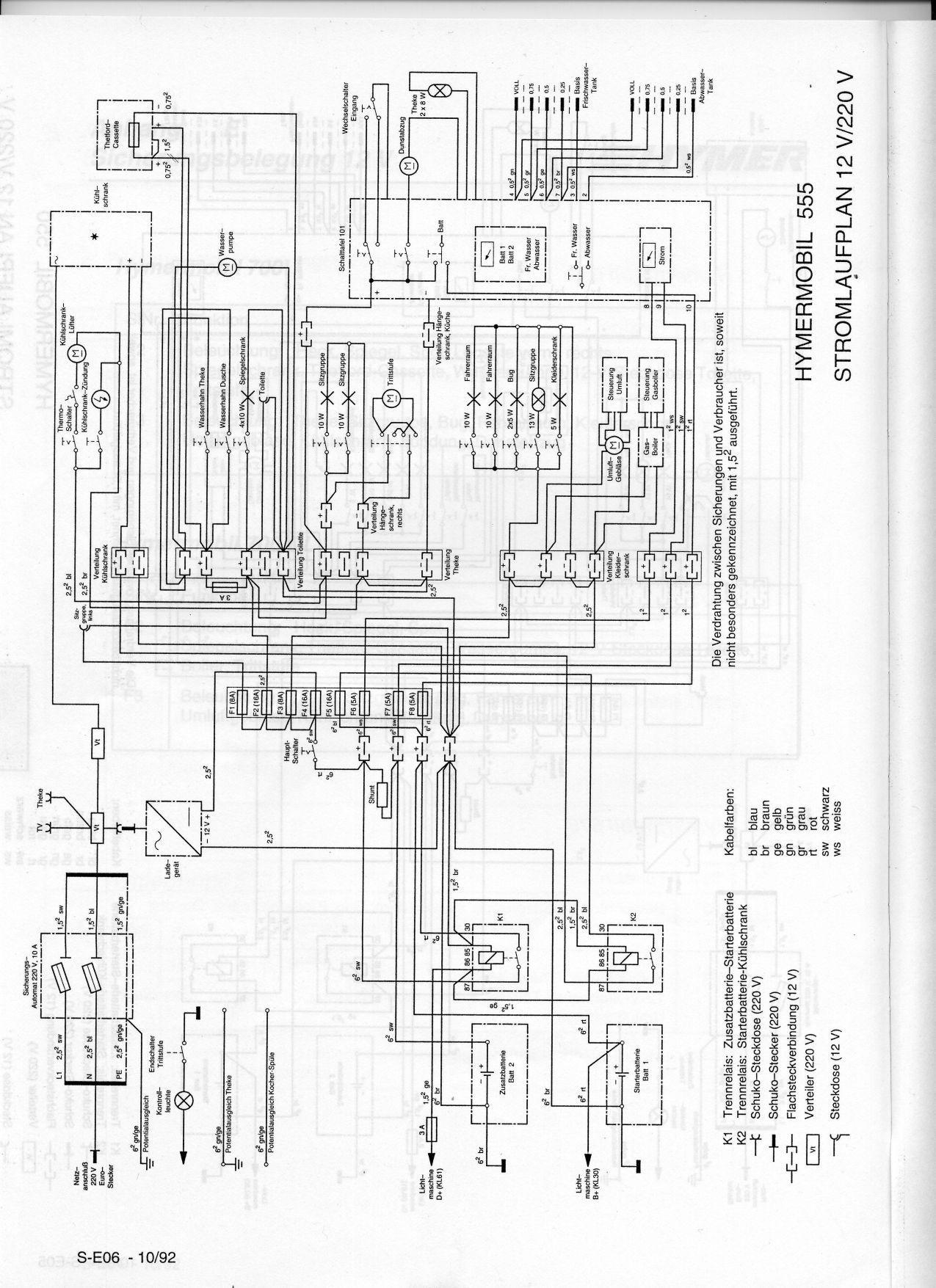 Berühmt Ge Nebeneinander Kühlschrank Schaltplan Bilder - Schaltplan ...